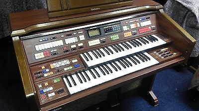 Technics G7 Organ, Excellent Condition, Working Order FREE UK DELIVERY, Warranty