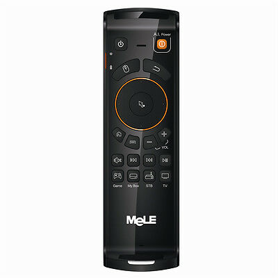MeLE F10 2.4GHz Wireless Fly Air Mouse Keyboard Remote Control for TV Box PC