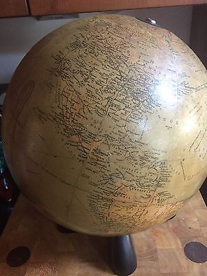 Illuminated Vintage Bakelite Globe/map