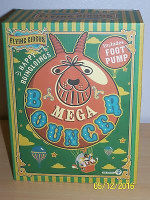Space Hopper Mega Bouncer Ages 6 - Adult Up To 200 Kgs Great For Christmas