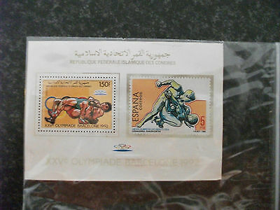 1992 olympic games stamps spain..lot 4