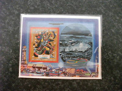 1992 olympic games stamps spain.