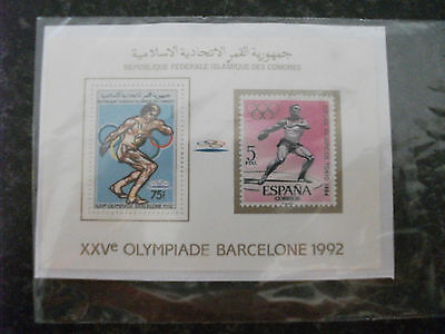 1992 olympic games stamps spain..