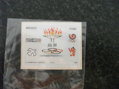 1992 olympic games stamps spain