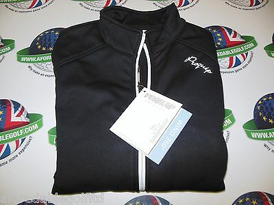 New Proquip Golf Isla Slim Fit Windproof Wind 360 Jacket Black Size Large