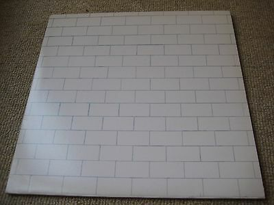 Pink Floyd The Wall 1979 1st Issue Original UK LP - Great Audio...