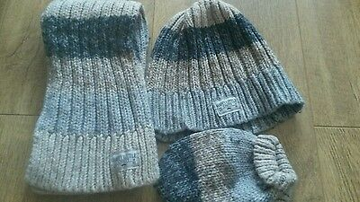 Next set gloves hat and scarf