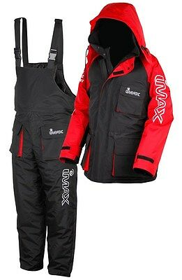 New Imax Thermo Suit 2 Pc Waterproof Windproof Fishing Suit - Size XL