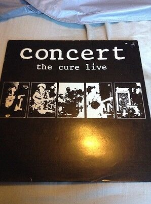 the cure vinyl