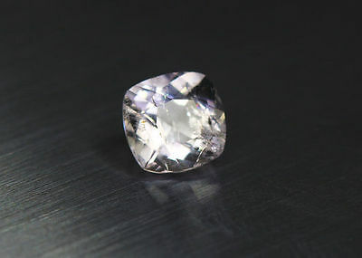 0.91 Cts _Top !!! Grade Stunnig Gemstone_100 % Natural Light Purple Scapolite