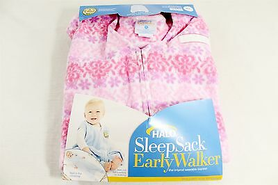 Toddler Sleep Sack Fleece HALO Early Walker Color and Size Choice New