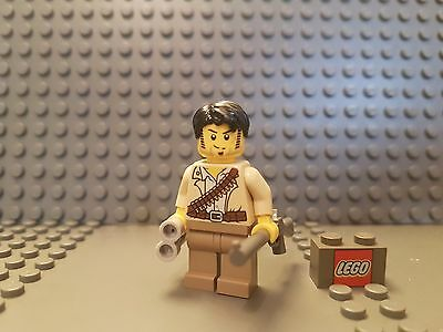 Lego Mini Figure Jake Raines