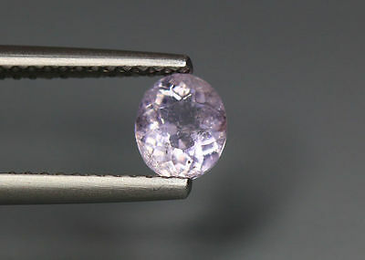 0.54 Cts _Top !!! Grade Stunnig Gemstone_100 % Natural Light Purple Scapolite