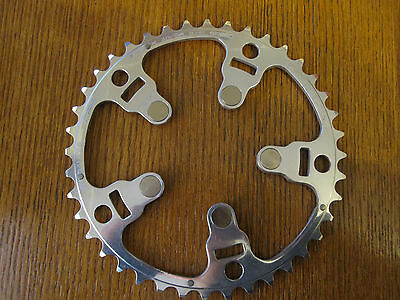 Specialites TA Vento K Tripleizer 40t Chainring 135BCD / 74BCD for Campagnolo
