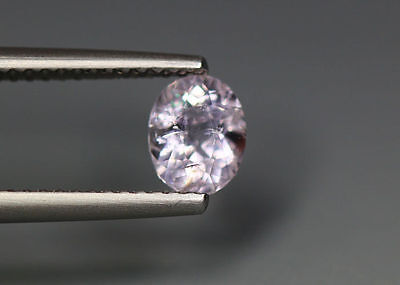 0.70 Cts _Top !!! Grade Stunnig Gemstone_100 % Natural Light Purple Scapolite