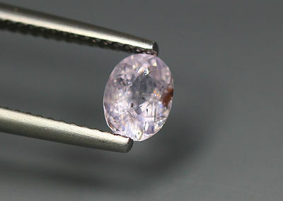 0.67 Cts _Top !!! Grade Stunnig Gemstone_100 % Natural Light Purple Scapolite