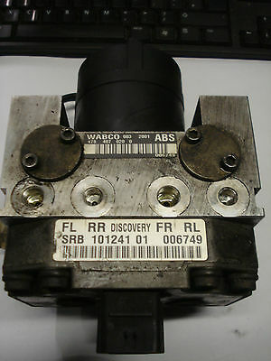 Srb101241 Discovery 2 98 2002 Td5 Or V8 Wabco Abs Modulator