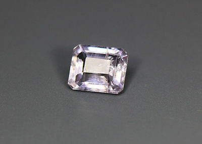 0.75 Cts _Top !!! Grade Stunnig Gemstone_100 % Natural Light Purple Scapolite