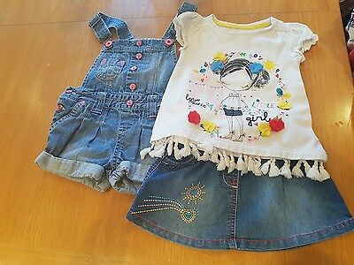 baby girls clothes bundle 12-18 months