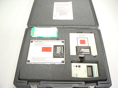 Nuclear Associates X-Ray Calibration & Verification System mAs KVP Meter / Timer