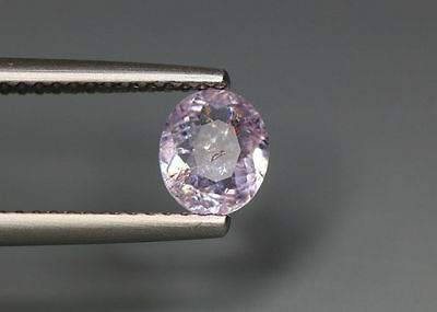 0.59 Cts _Top !!! Grade Stunnig Gemstone_100 % Natural Light Purple Scapolite