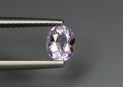 0.61 Cts _Top !!! Grade Stunnig Gemstone_100 % Natural Light Purple Scapolite