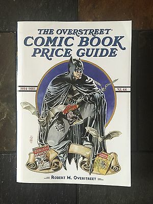 The Overstreet Comic Book Price Guide 44 2014-2015