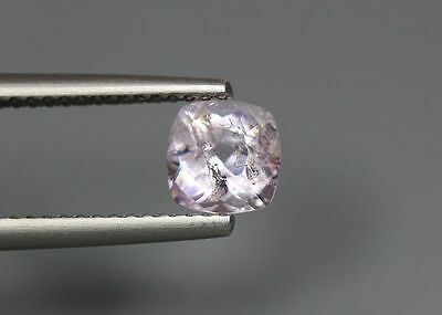 0.81 Cts _Top !!! Grade Stunnig Gemstone_100 % Natural Light Purple Scapolite