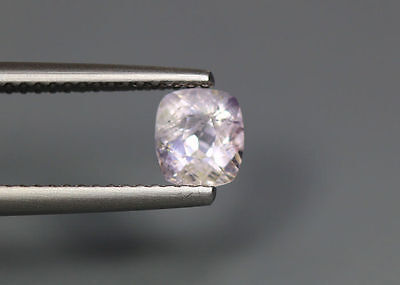 0.73 Cts _Top !!! Grade Stunnig Gemstone_100 % Natural Light Purple Scapolite