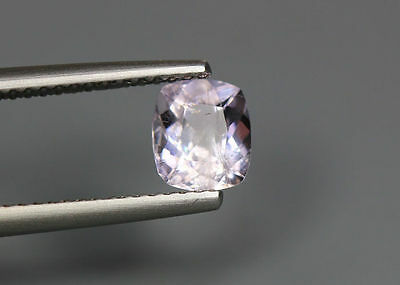 0.76 Cts _Top !!! Grade Stunnig Gemstone_100 % Natural Light Purple Scapolite