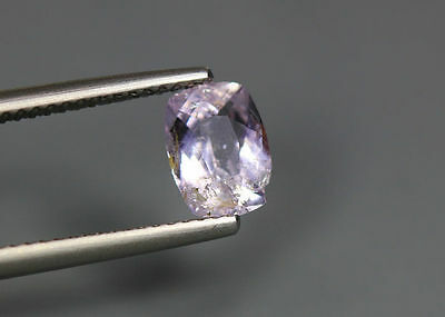 0.96 Cts _Top !!! Grade Stunnig Gemstone_100 % Natural Light Purple Scapolite