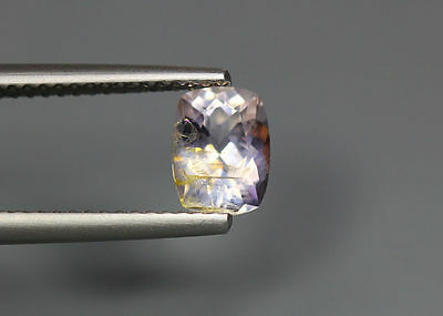 0.90 Cts _Top !!! Grade Stunnig Gemstone_100 % Natural Light Purple Scapolite