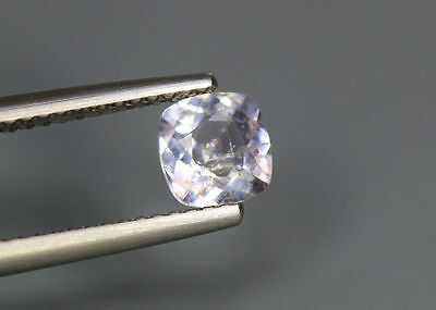 0.57 Cts _Top !!! Grade Stunnig Gemstone_100 % Natural Light Purple Scapolite