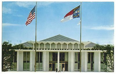 North Carolina Legislative Building Raleigh North Carolina Postcard