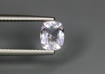 0.80 Cts _Top !!! Grade Stunnig Gemstone_100 % Natural Light Purple Scapolite