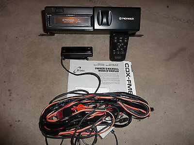 Pioneer Cdx-Fm67 6 Disc Car Cd Changer - With Manual