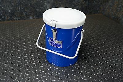 Cole Parmer KGW Isotherm 2 Liter Transportable Cryogenic Dewar Flask