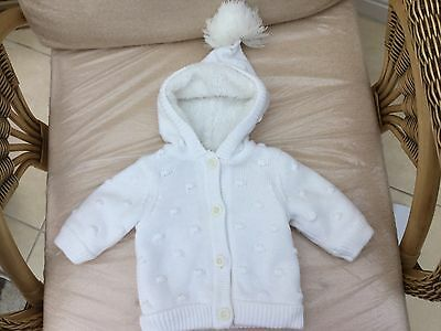 BABY Hooded JACKET age 0-3. Months