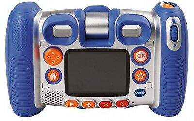 VTech Kidizoom Spin and Smile Camera - Blue New 2 Fun Kids Free Shipping