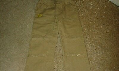 Boys trousers aged 3-4 new with tags