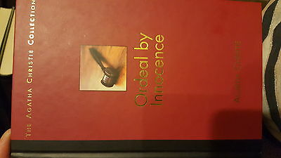 Ordeal by innocence agatha christie hardback book