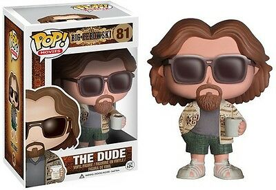 The Big Lebowski - The Dude - Funko Pop! Movies (2013, Toy New)