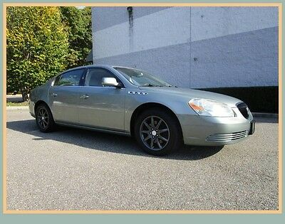 2006 Buick Lucerne CXL Sedan 4-Door 06 Buick Lucerne CXL Leather Clean fax One Owner Low Miles
