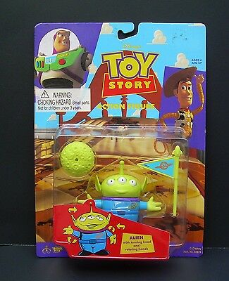 MIP Disney Toy Story ALIEN Collectible Action Figure