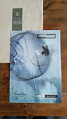 4Ad Poster Ricochet Days Modern English 23 Envelope Size A3