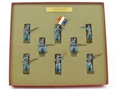 Tradition Toy Soldiers Set 801 French Infantry 1916
