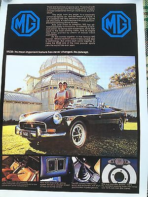 Classic Car Mg Roadster Poster A3 Poster/ Print