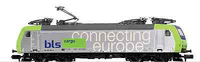 LOCOMOTIVE ELECTRIQUE BLS Connecting Europe