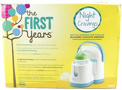 Baby Bottle Warmer & Cooler The First Years Night Cravings New