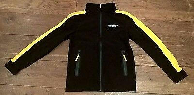 Team Issue Renault Sport Formula One Team Softshell Jacket Size S